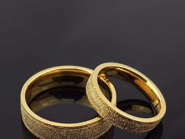Mơ thấy nhẫn vàng