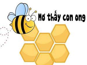 Mơ thấy ong là điềm báo gì, đánh lô đề con nào?