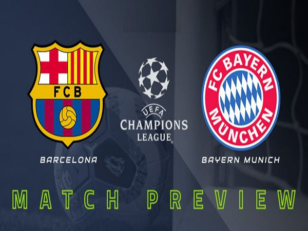 Nhận định soi kèo Barcelona vs Bayern Munich