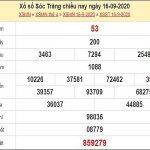 Dự đoán XSST 23/9/2020 – Dự đoán XSST thứ 4 siêu chính xác