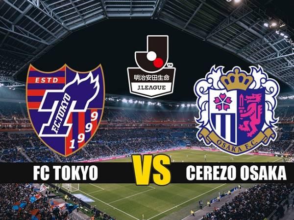 Nhận định Tokyo vs Cerezo Osaka 17h00, 23/09 - VĐQG Nhật Bản