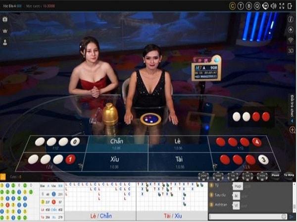 Đôi nét về sảnh casino livestream đỉnh của tại Kubet