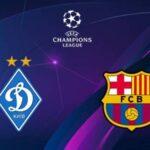 Nhận định tỷ lệ Dynamo Kiev vs Barcelona (3h00 ngày 25/11)