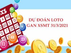 Dự đoán loto gan KQXSMT ngày 31/3/2021 hôm nay