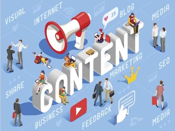 Content chính là yếu tố kết nối khách hàng và doanh nghiệp