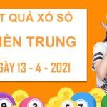 Dự đoán xổ số Miền Trung thứ 3 ngày 13/4/2021