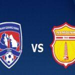 Nhận định Quảng Ninh vs Nam Định – 18h00 27/04, V-League