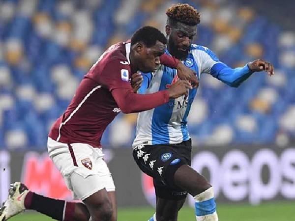 Nhận định trận Torino vs Napoli (23h30 26/4 - Serie A)