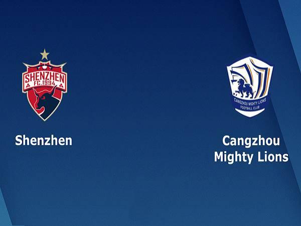 Nhận định Shenzhen vs Cangzhou Mighty Lious – 17h00 22/06/2021