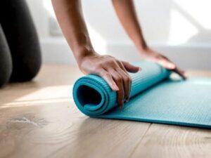 Những lưu ý quan trọng khi chọn thảm Yoga