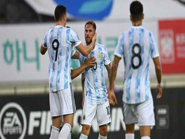 Nhận định, Soi kèo U23 Argentina vs U23 Úc, 17h30 ngày 22/7 - Olympic