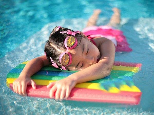 5 lợi ích của bơi lội đối với sức khỏe bạn chưa biết