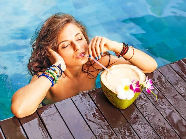 Nằm mơ thấy uống nước dừa có ý nghĩa gì đánh con gì dễ trúng