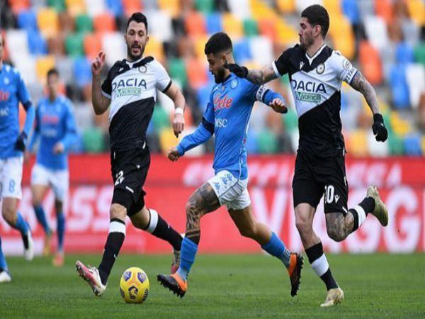 Nhận định, Soi kèo Udinese vs Napoli, 01h45 ngày 21/9 - Serie A
