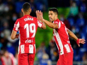 Tin thể thao 24/9: Atletico Madrid dẫn đầu BXH sau khi thắng Getafe