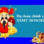 Dự đoán chính xác KQXSMT 20/10/2021 hôm nay