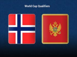 Nhận định, soi kèo Na Uy vs Montenegro – 01h45 12/10, VL World Cup 2022